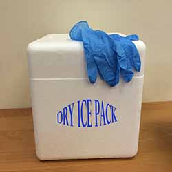 Dry Ice Pellets in Pack Sizes