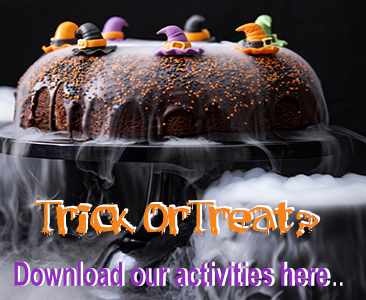 Halloween Party Pack Ideas, Costumes, Props & Drinks Pack, Cauldrons, Witch's Potions