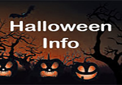 Halloween 2019 ideas using dry ice, from punch bowls to pumpkins and cauldrons - see our Halloween Information Page, evereything you need to know