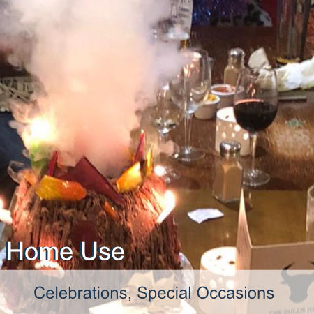 Dry Ice Events | Party Ideas | Special Occassions