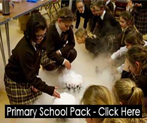 Primary & Secondary School Science Experiments - British