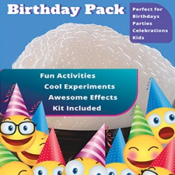 Children's Birthday Pack