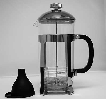 Cocktail Cafetiere